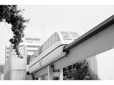 Transrapid in Hamburg